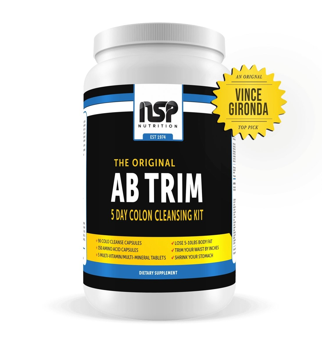 Ab-Trim Kit - Cleanse - NSP Nutrition