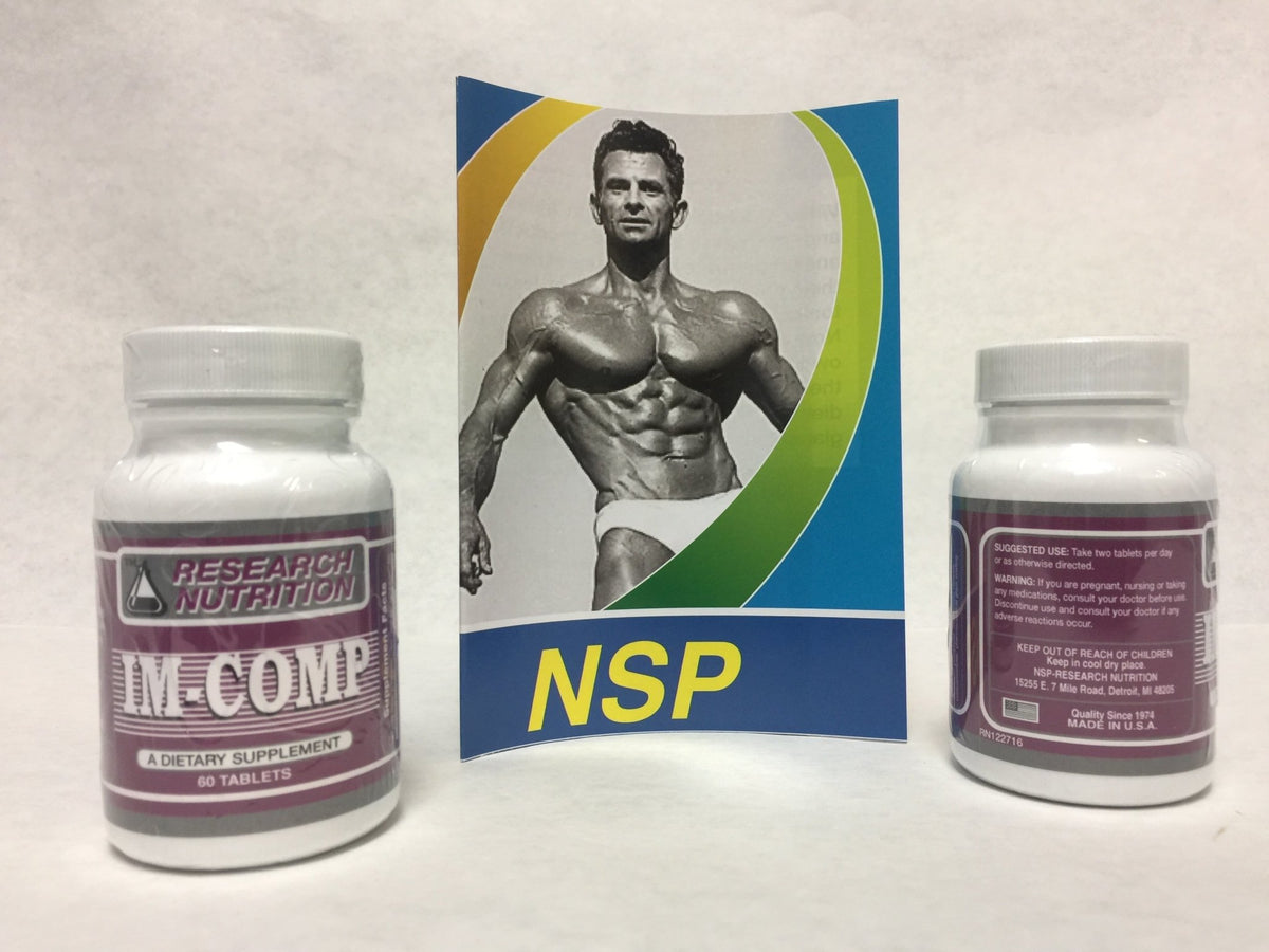 Immune Complete - NSP Nutrition