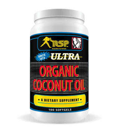 Organic Coconut Oil - NSP Nutrition