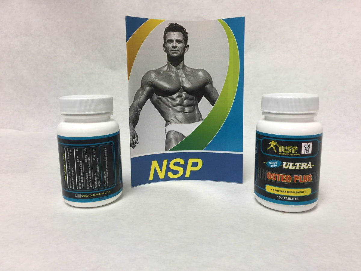 Osteo Plus - NSP Nutrition