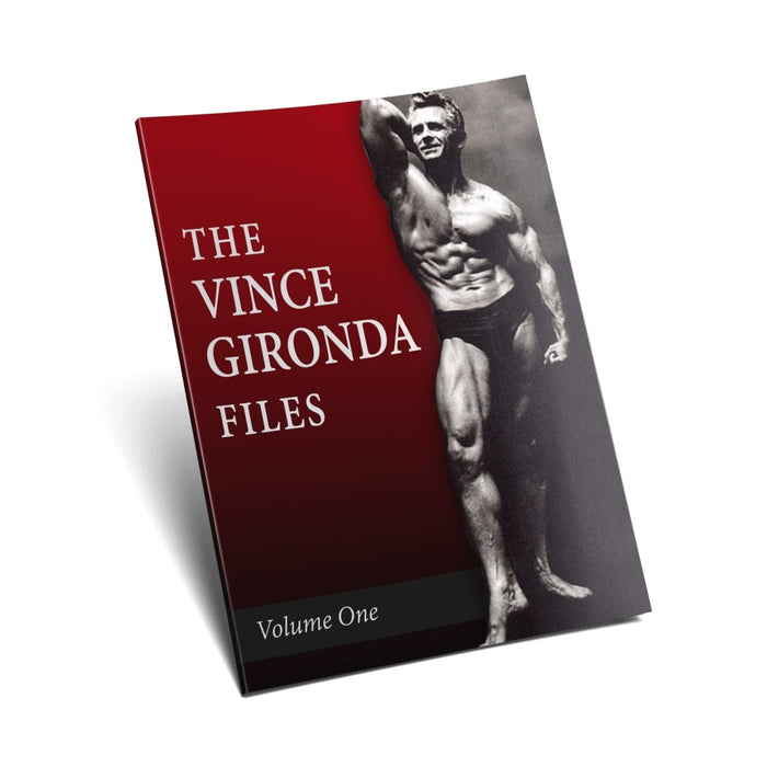 The Vince Gironda File Volume l - NSP Nutrition