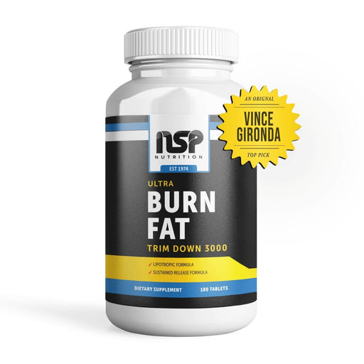 Ultra Burn Fat Trim Down 3000 - NSP Nutrition