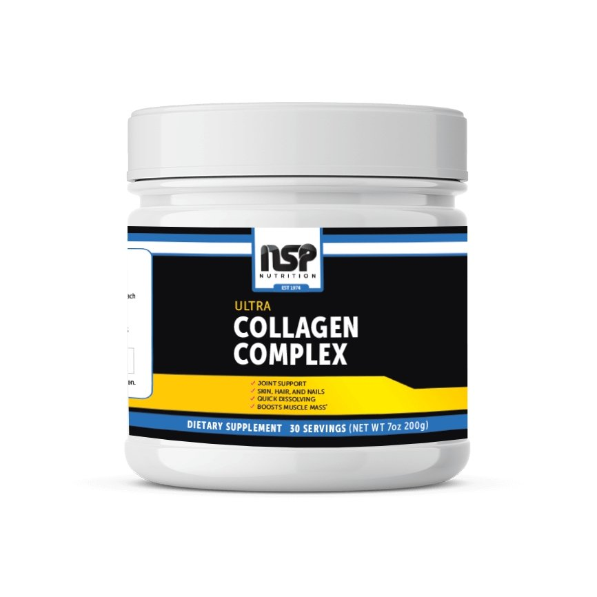 Ultra Collagen Complex - NSP Nutrition