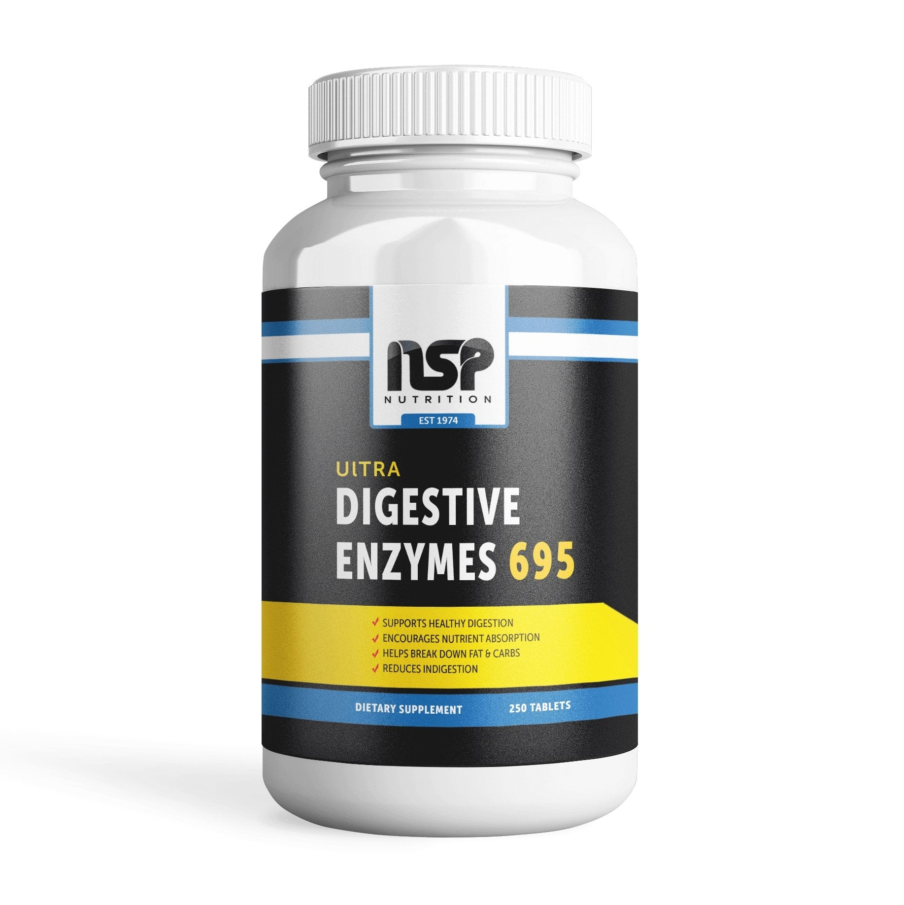 Ultra Digestive Enzymes 692 - NSP Nutrition