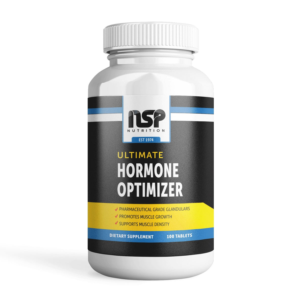 Ultra Hormone Optimizer Glandulars (Sterol 11) - NSP Nutrition