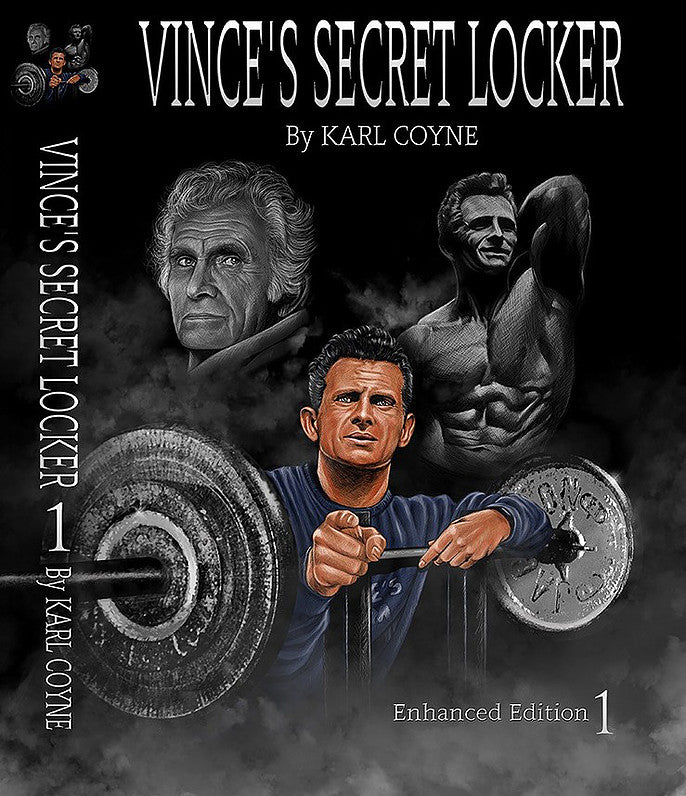 Vince's Secret Locker - Enhanced - NSP Nutrition