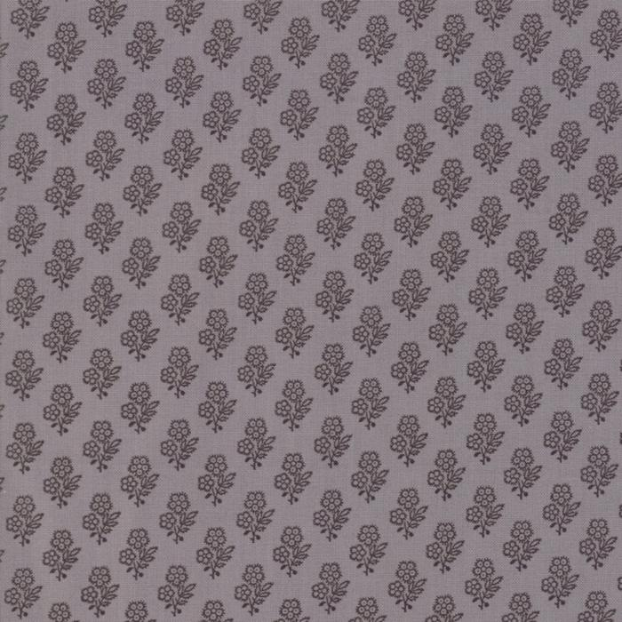 Ash Grey (1280-12) - Urban Farmhouse Gatherings by Primitive Gatherings from Moda - PRICE PER 1/2 YARD