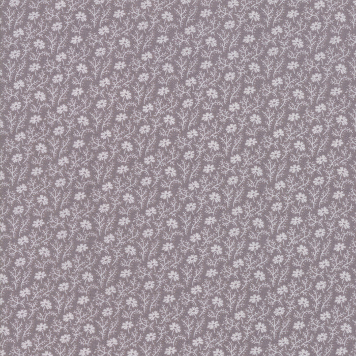 Gal Grey Milk (1282-11) - Urban Farmhouse Gatherings by Primitive Gatherings from Moda - PRICE PER 1/2 YARD