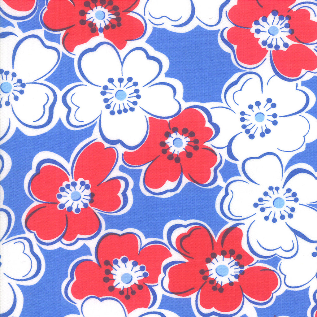 Back Porch Friendship Flower Bountiful Blue SKU# 22390 12