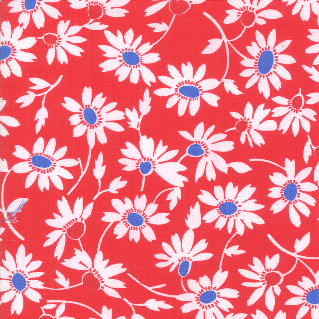 Back Porch Screen Door Blooming Country Red  SKU# 22392 11