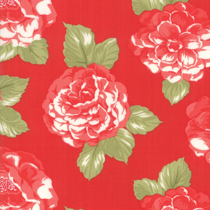 Early Bird Blooms (55190 11) by Bonnie & Camille from Moda - PRICE PER 1/2 YARD