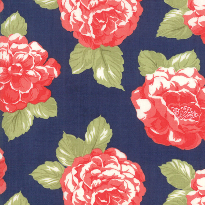 Early Bird Blooms (55190 13) by Bonnie & Camille from Moda - PRICE PER 1/2 YARD