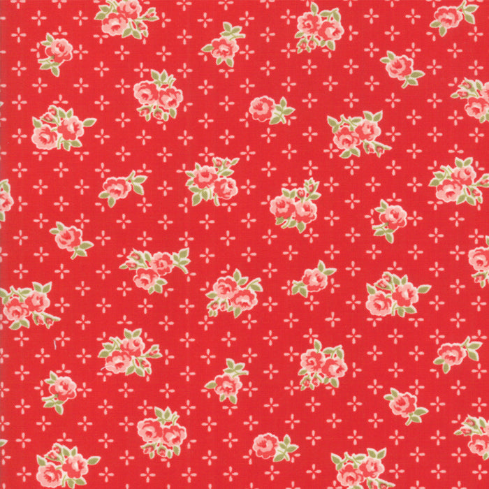 Early Bird Sweet (55191 11) by Bonnie & Camille from Moda - PRICE PER 1/2 YARD
