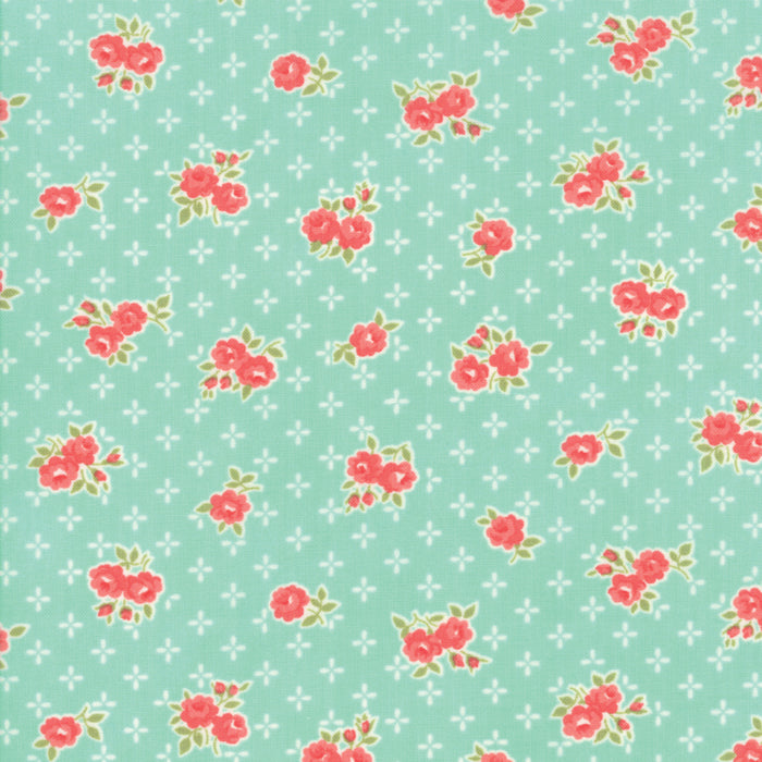 Early Bird Sweet (55191 12) by Bonnie & Camille from Moda - PRICE PER 1/2 YARD