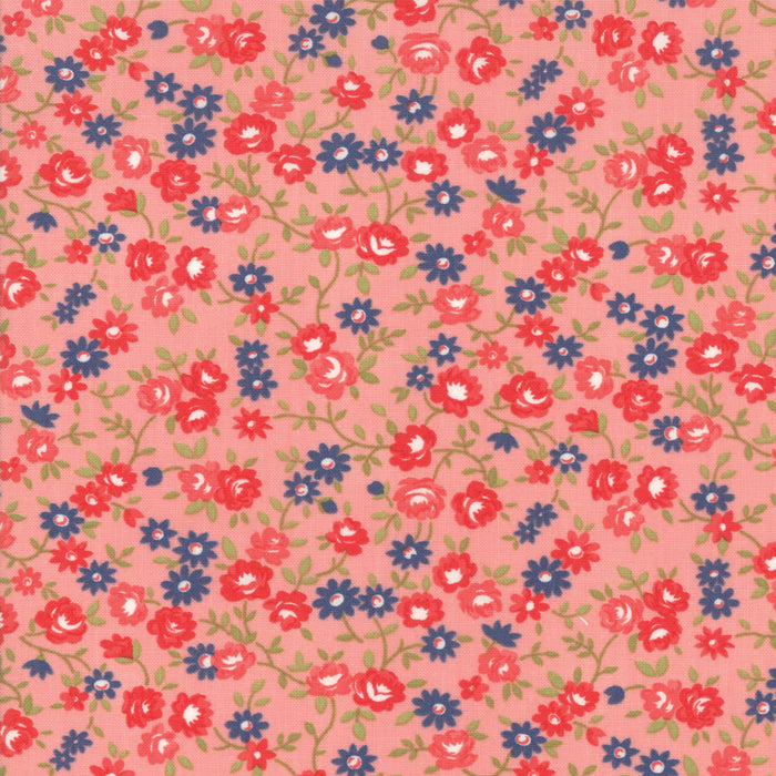 Early Bird Rosie (55194 13) by Bonnie & Camille from Moda - PRICE PER 1/2 YARD