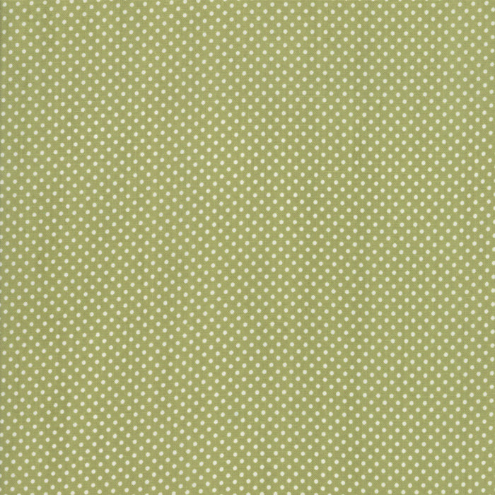 Early Bird Dots (55195 17) by Bonnie & Camille from Moda - PRICE PER 1/2 YARD