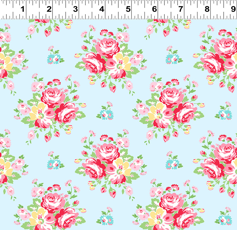 Janey (Y2700-29) by Tanya Whelan from Clothworks - PRICE PER 1/2 YARD
