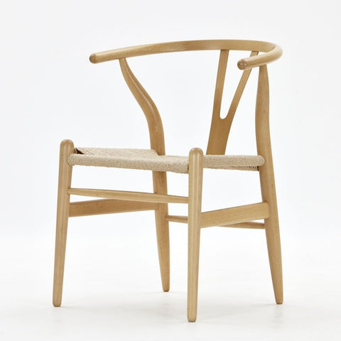 Chair - Dining Chair NATURAL WOODEN COLOR