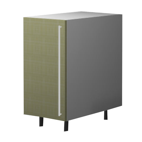 45 Cm. Greenish Base Unit With Shelf Left