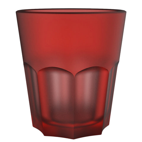 Deli Medium Coca Cup Red Frosted