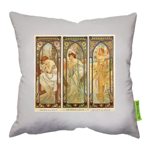 45*45 Cushion Light Beige ALPHONSE4