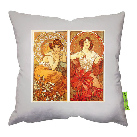 45*45 Cushion Light Beige ALPHONSE3