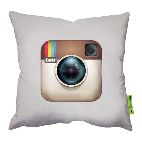45*45 Cushion Light Beige INSTAGRAM