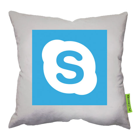 45*45 Cushion Light Beige SKYPE
