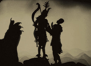 The Adventures of Prince Achmed Foam Poster Size 18*13 Cm.   3/4