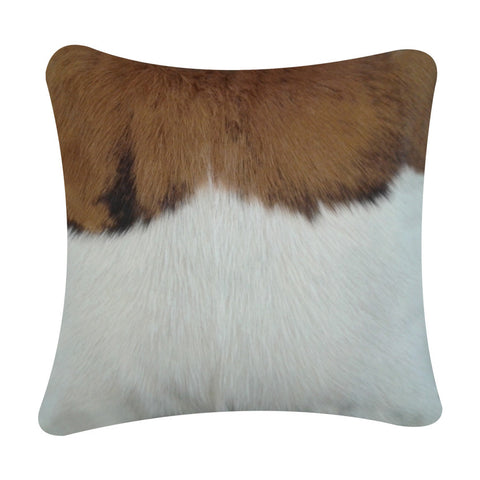 Cushion 45*45 Cm. Cow Skin