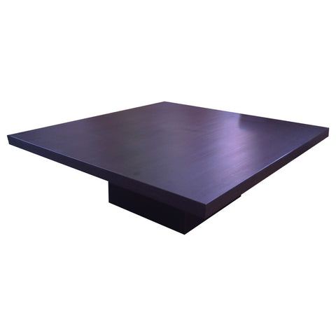 SIGMA Coffee Table 90*90 cm Wengee