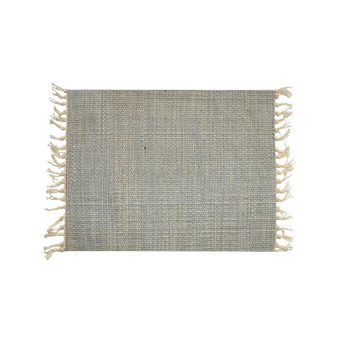 Beige Wool Placemat 40*30 1 Piece