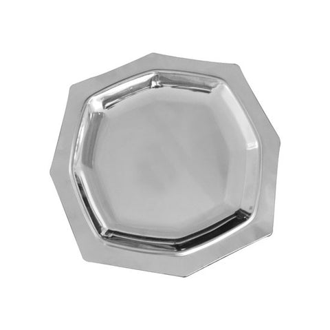 Classico 2 serving Tray 33 × 33 Stainless Steel
