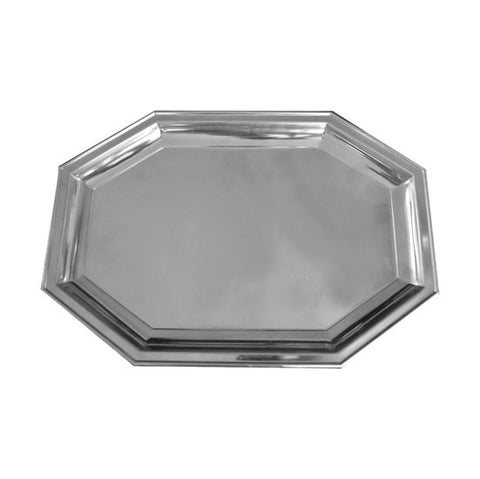 Classico1  Plate 15 × 22 Stainless Steel