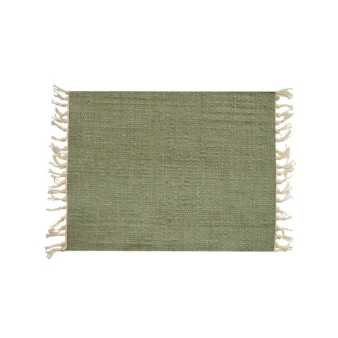Pistachio Wool Placemat 40*30 1 Piece