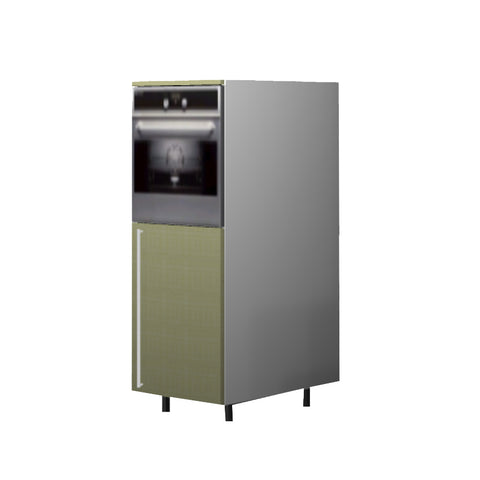 60 Cm. Greenish Medium Base Oven Unit Right