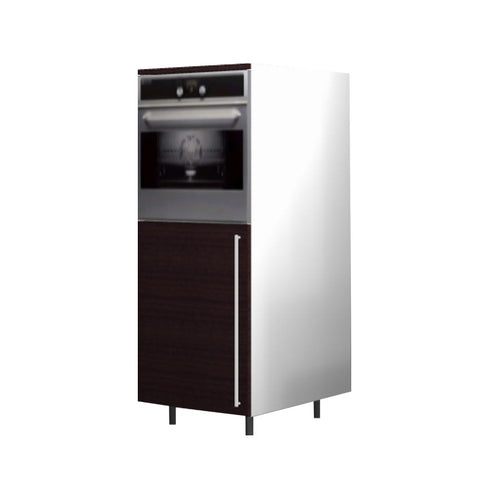 60 Cm. Wengee Mali Tall Oven/Microwave Unit Left