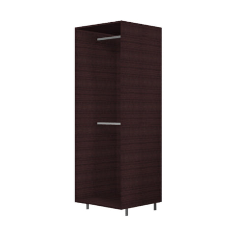 90 Cm. Wengee Mali Walk-in (Doorless) with 2 Hangers