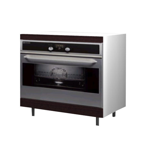90 Cm. Wengee Mali Base Oven Unit