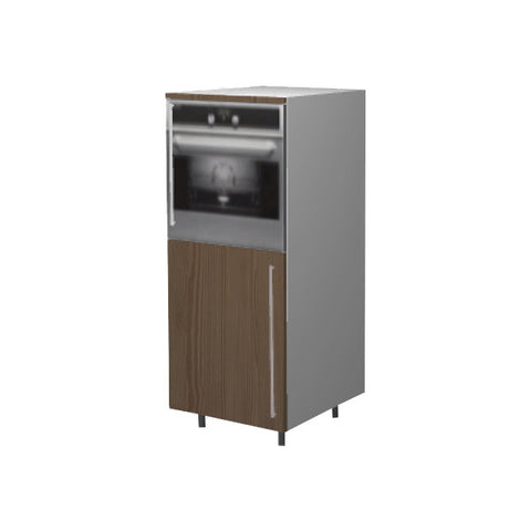 60 Cm. Champagne Avola Medium Base Oven Unit Left