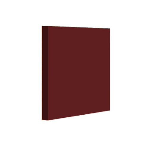 Burgundi High Gloss Top Box Side