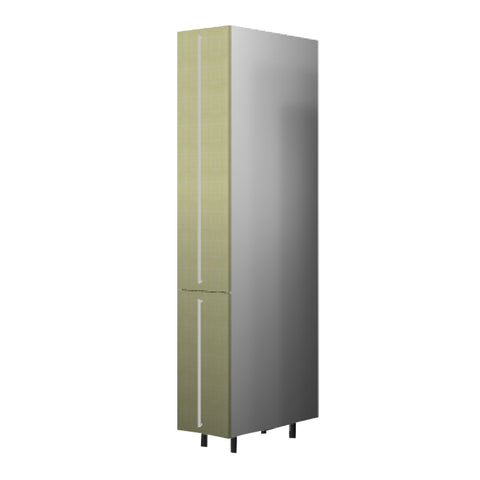 40 Cm. Greenish Tall Pullout Unit With Drawers