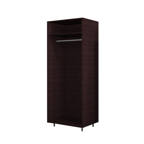 90 Cm. Wengee Mali Walk-in (Doorless) with Shelf and Hanger