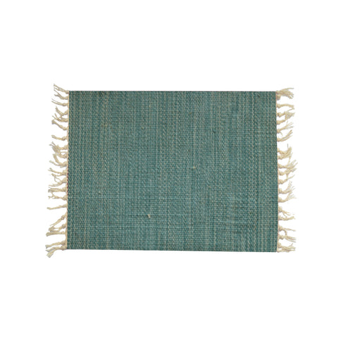 Green Wool Placemat 40*30 1 Piece