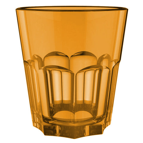 Deli Medium Coca Cup Orange Transparent