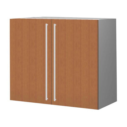 90 Cm. Sand Larch Upper Unit with Shelf