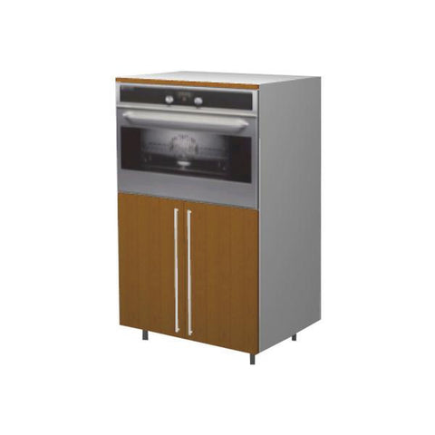 90 Cm. Alask ECO Medium Oven With Shelf New