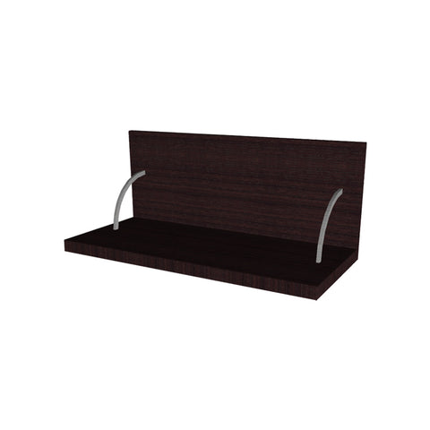 90 Cm. Wengee Mali Spices Shelf With Cladding