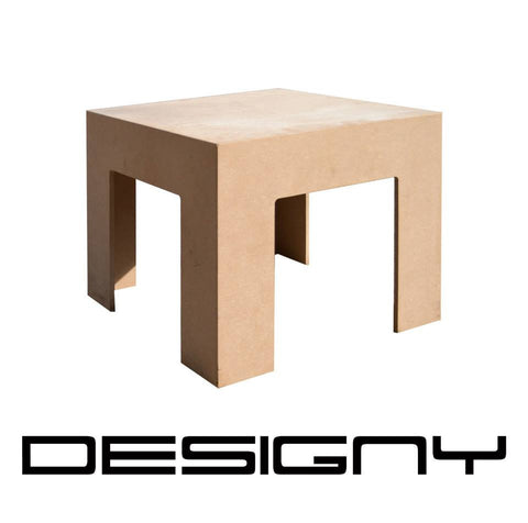 Trio Table Natural 51 * 51 *45