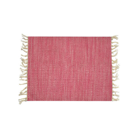 Pink 617 Wool Placemat 40*30 1 Piece